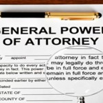 Durable and Other Types of Power of Attorney